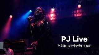 Rising Atlantic Singer PJ Performs Live   #HelloKimberlyTour