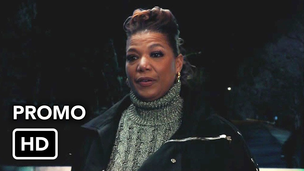 """The Equalizer 1x08 Promo """"Lifeline"""" (HD) Queen Latifah action series"""