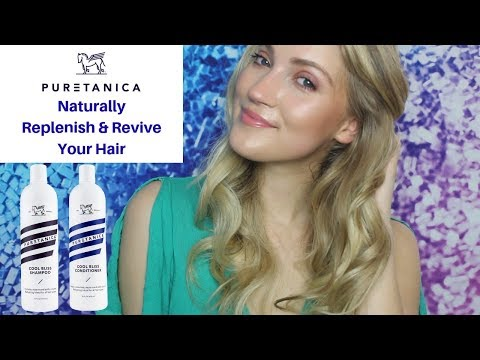puretanica-cool-bliss-mint-shampoo-&-conditioner-review-|-clean,-green,-non-toxic-beauty