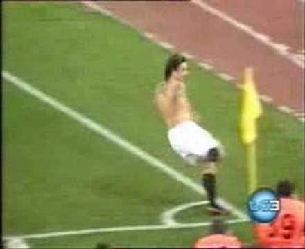 Roma-Juventus 4-0 Carlo Zampa.