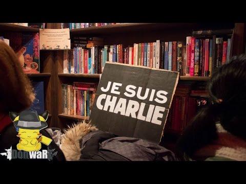[Vlog] Je suis Charlie | Donwar