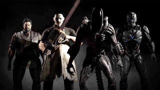 Mortal Kombat XL Gameplay [PC]