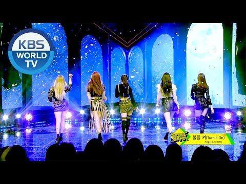 LABOUM - Turn It On   라붐 - 불을켜 [Music Bank / 2018.12.14]