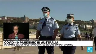 Sydney readies for the army as lockdown fails to squash Delta outbreak • FRANCE 24 English