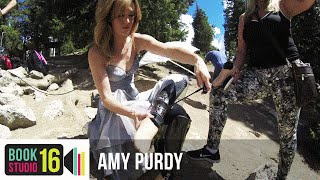 Amy Purdy discusses her new book ON MY OWN TWO FEET