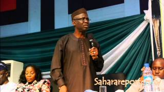 """Video: """"All General Overseers Must Go To Prison""""-Pastor Bakare"""