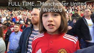 Manchester United v Watford | Match Day Vlog | Premier League | 13.05.2018