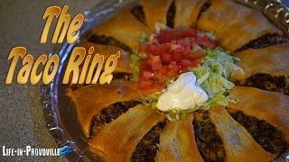 Cooking With Nikki: Taco Ring