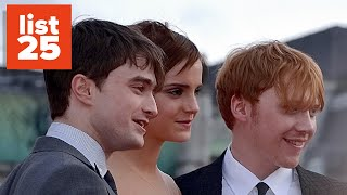 25 Strange Harry Potter Facts That Are Nearly UNBELIEVABLE