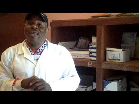 Babadjou Cameroon - Centre de sante Ntong/Bamelo - Bamelo Health Center