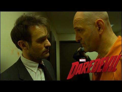 Matt talking to the Albanians (Part 3/4) | Daredevil | Season 3 - Episode 4