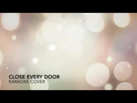 Close Every Door (Cover - Karaoke)