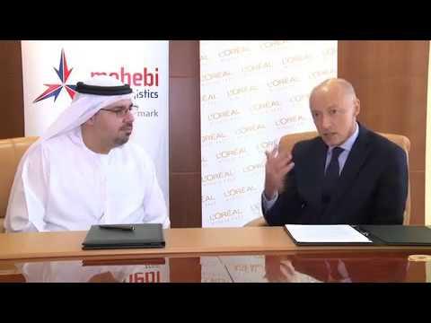 L'Oréal Middle East and Mohebi Logistics