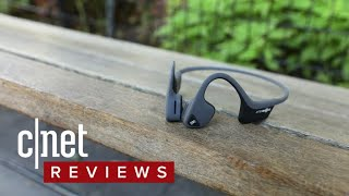 AfterShokz Trekz Air bone-conducting headphone review