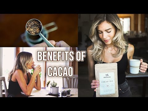 BENEFITS OF CACAO - Superfoods To Eat Daily || MiCacao Tea Review