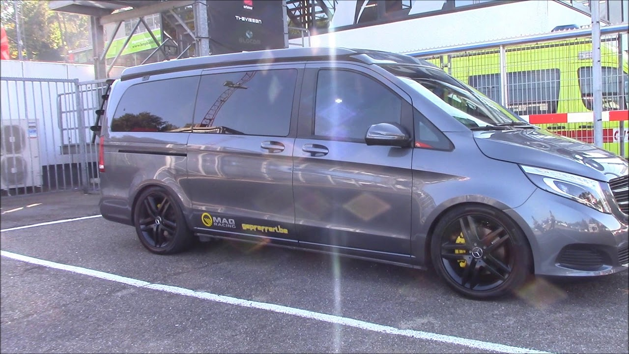 Mercedes Benz Vito Amg Youtube