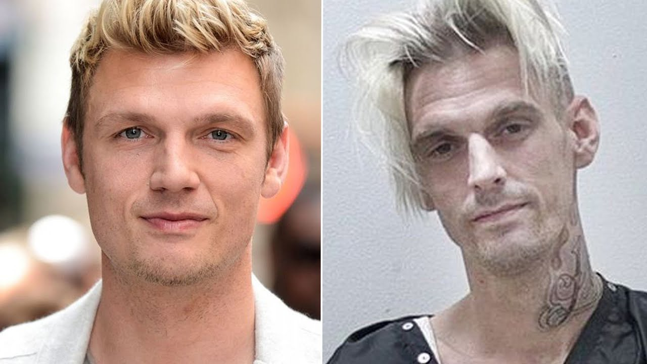 The Feud Between Nick and Aaron Carter Has Taken a Dark Turn