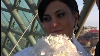 Лучшая армянская свадьба Артура и Лены 12.12.2012
