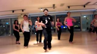 Deedar De - Choreography by Satya Danz - mYoga Hong Kong