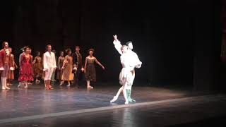 1. Zakharova, Bolle, Manon, La Scala 17.10.2018 Curtain Call 1