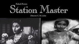 Station Master स्टेशन मास्टर (1942) Hindi Full Movie | Prem Adib, Suraiya, Kaushalya, Jeevan