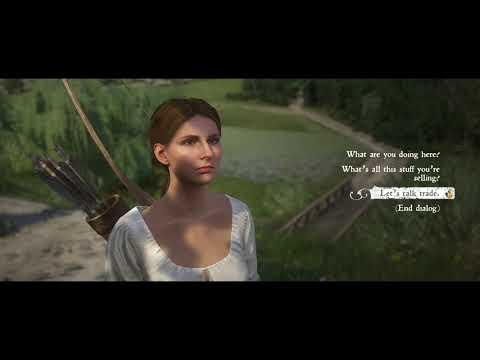 Kingdom Come: Deliverance - A Woman's Lot DLC - PART 3 |