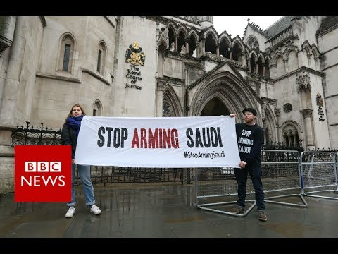 UK arms sales to Saudi Arabia ruled lawful - BBC News