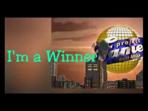 Project Fame I'm a Winner Lyrics video