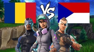 🔴Romania VS Cehia la Fortnite! - Fortnite Romania [Live #240]