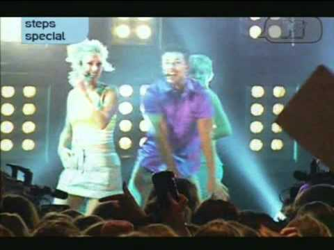 Steps - 5,6,7,8 (MTV Five Night Stand 1998)