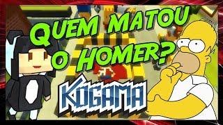 Kogama - Quem matou o Homer?