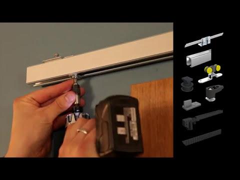 Saf Power Motorisation De Portes Coulissantes Youtube