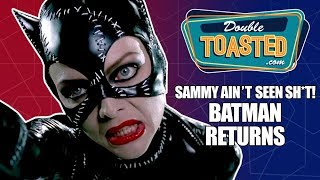 BATMAN RETURNS MOVIE REVIEW - Double Toasted