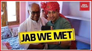 Digvijay Singh Exclusive Interview On Battle From Bhopal | Jab We Met With Rahul Kanwal