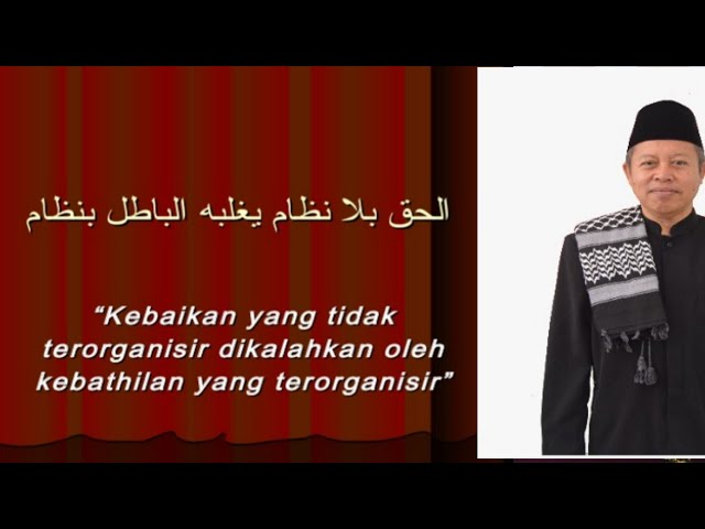 WAHABI MUDAH MENGUASAI NEJAD KENAPA.? | Dr. KH. Asep Jamaludin, M.Ag [Ketua PCNU Kab.Bandung]