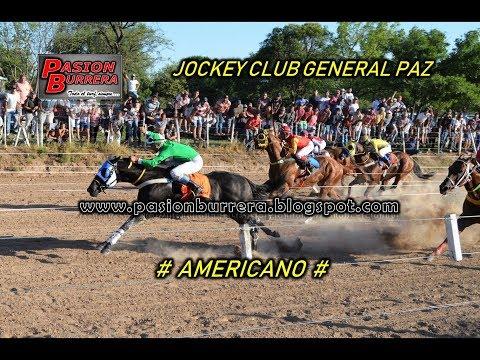 Americano, General Paz (15-01-18)