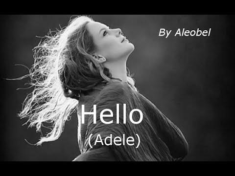 Hello  ♥ (Adele)  ~ Traduzione in Italiano