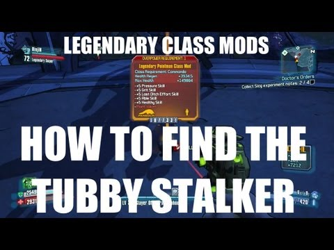 Fast & Easy Method To Farm Class Mods!!! Borderlands 2 How