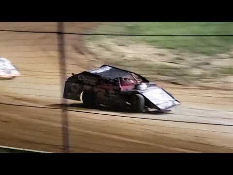 Drake Troutman Bedford Speedway Feature 7/12/19