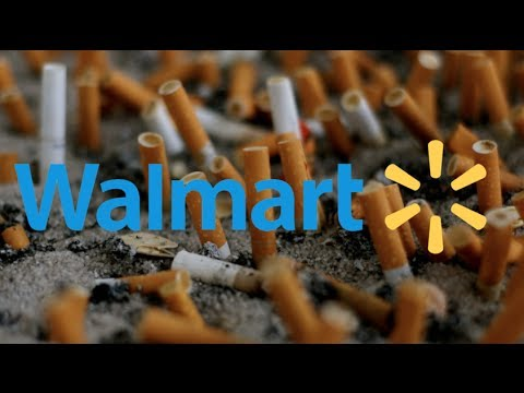 Will Walmart Stop Selling Cigarettes? | The Rubin Report