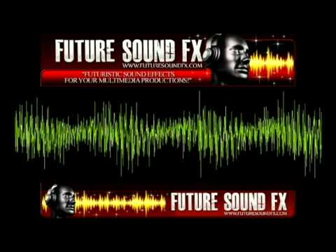 Science Fiction SOUND EFFECTS For Music And Video.
