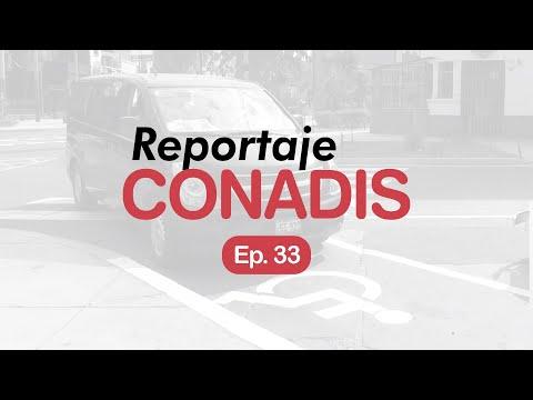 Reportaje Conadis | Ep. 33
