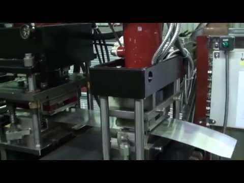 Автоматическая линия прокатки метало-профиля