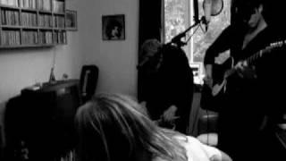 Molotov Jive - Manhattan, live in Antons livingroom