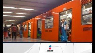 Video: El terremoto en México desde un tren