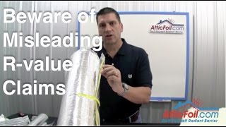 AtticFoil® Compared To eShield, Reflectix and Other Bubble Foil Insulation Thumbnail