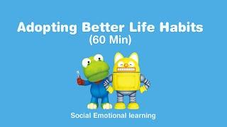 Adopting Better Life Habits (Pororo)