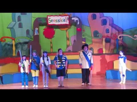 Leesville High School: Seussical the Musical Part 2