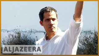 🇻🇪 Venezuela opposition leader Juan Guaido briefly detained l Al Jazeera English