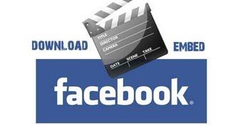 طريقة تحميل أي فيديو على الفيسبوك او اليوتوب بدون برامج